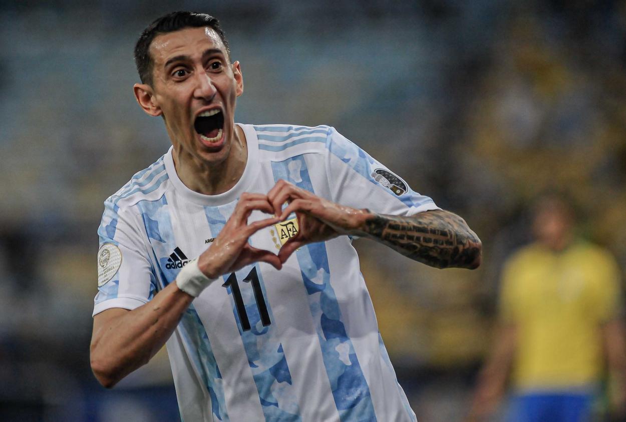 Twitter: Selección Argentina oficial
