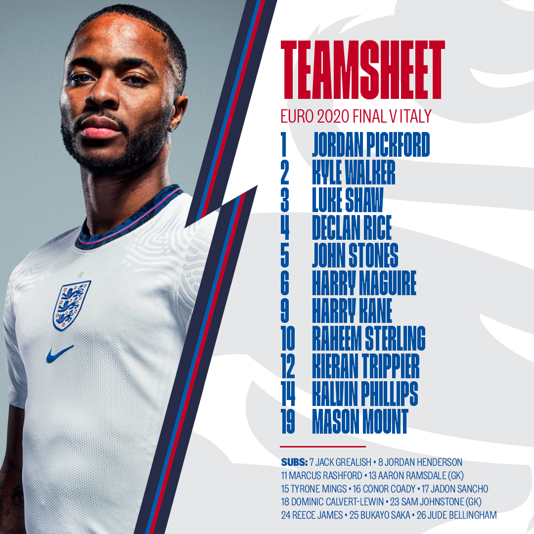 Twitter: England oficial