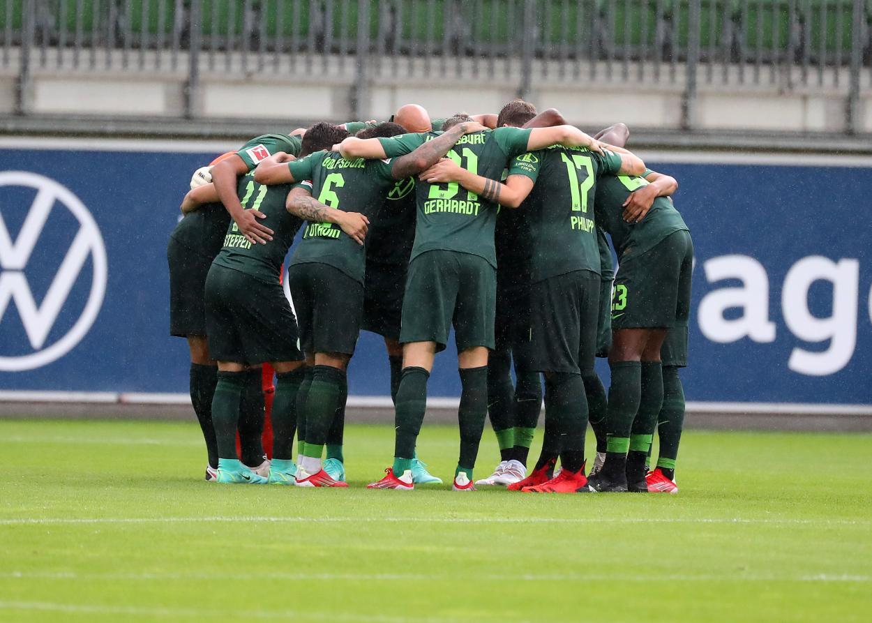 Twitter: VFL Wolfsburgo oficial