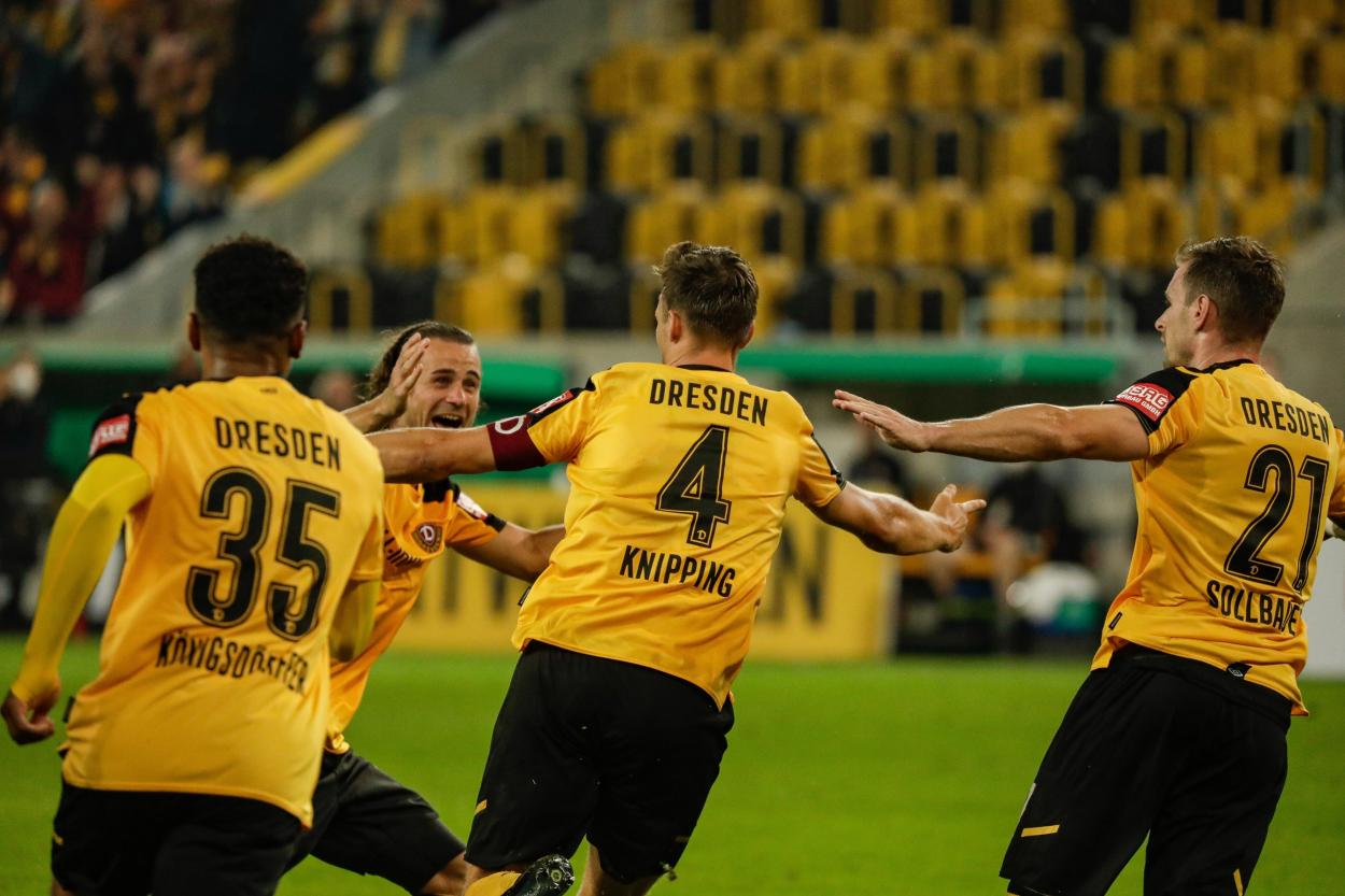 Twitter: SG Dynamo Dresden oficial