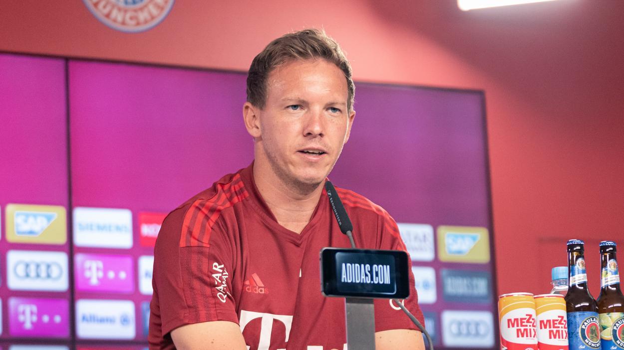 Twitter: Bayern Munich official