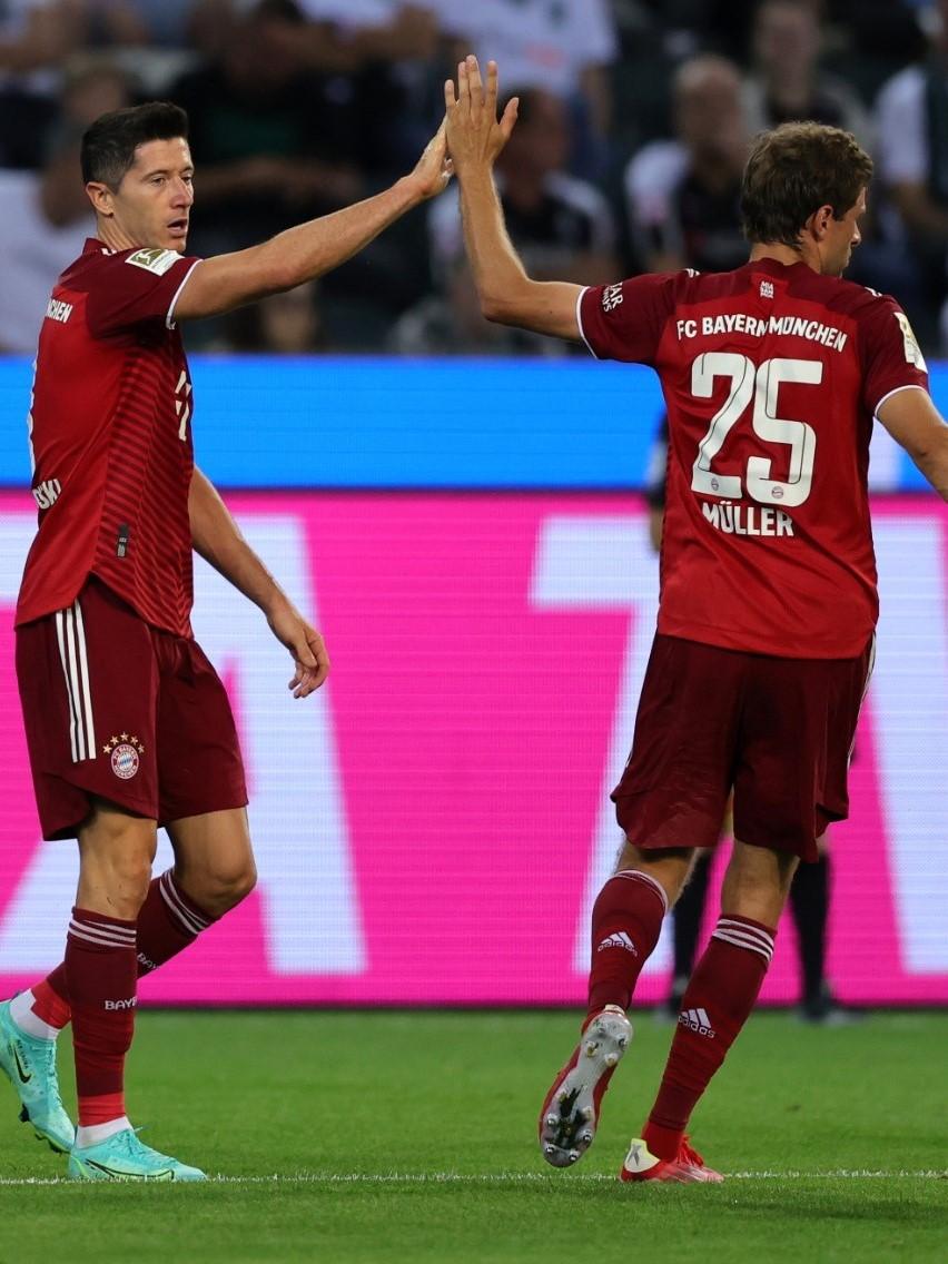 Twitter: Bayern Munich oficial