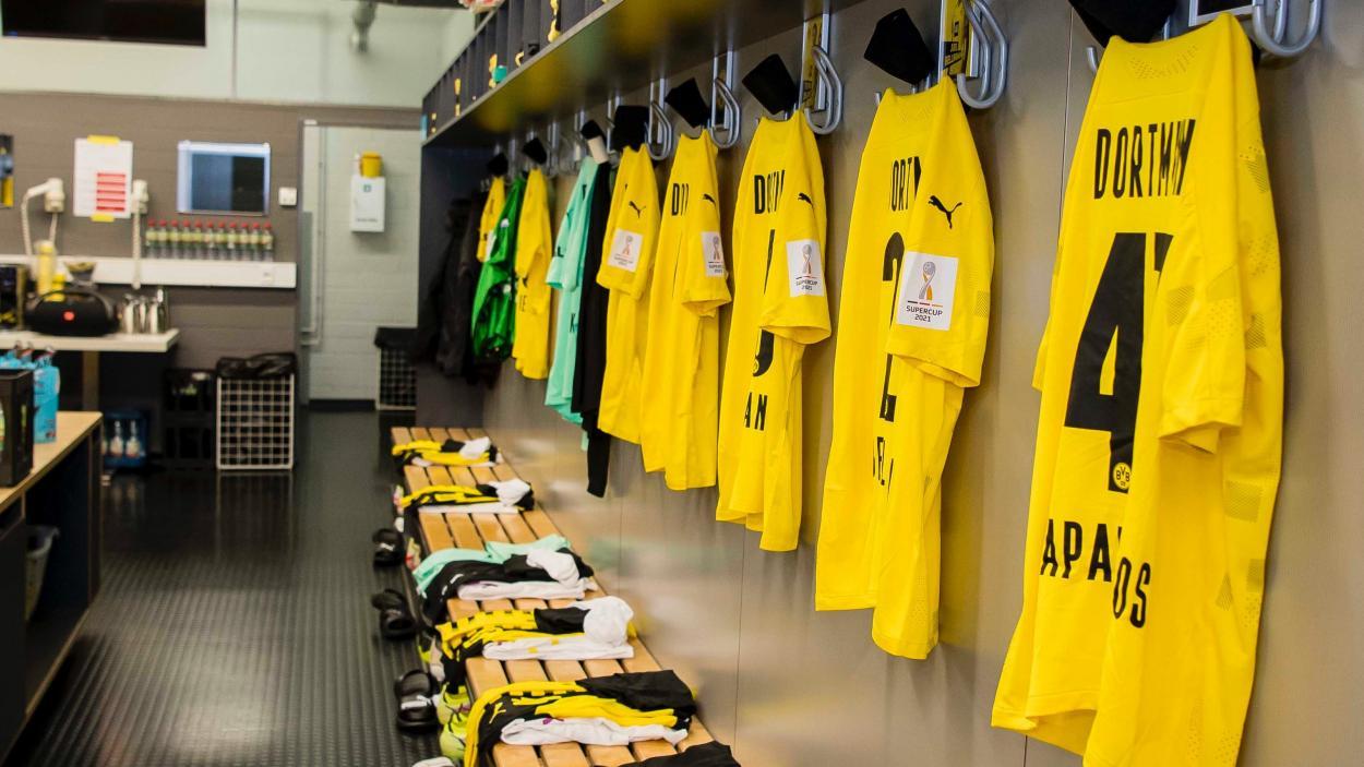 Twitter: Borussia Dortmund official