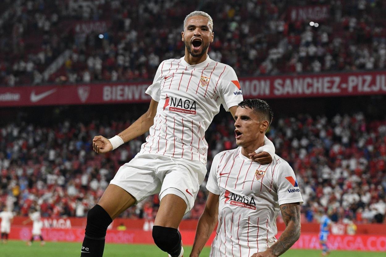 Twitter: Sevilla Fútbol Club oficial