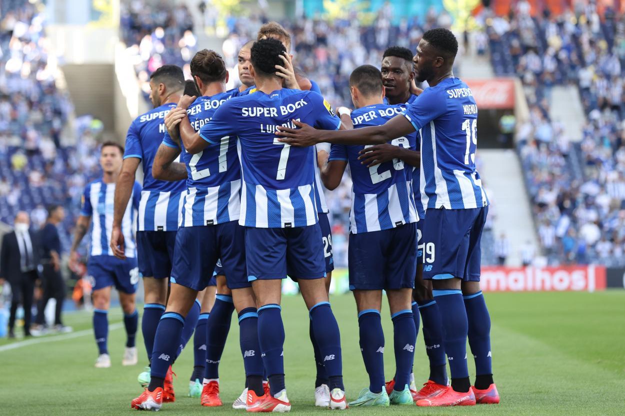 Twitter: @FCPorto oficial