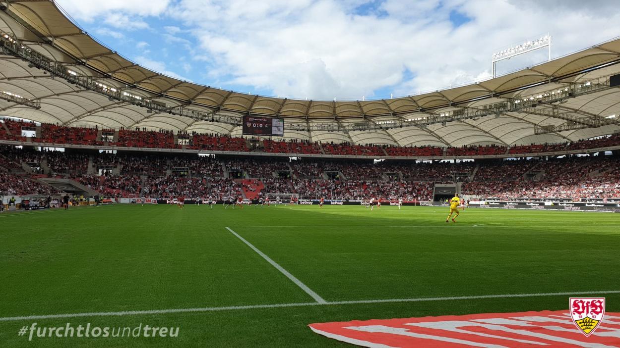 Twitter: VFB Stuttgart oficial