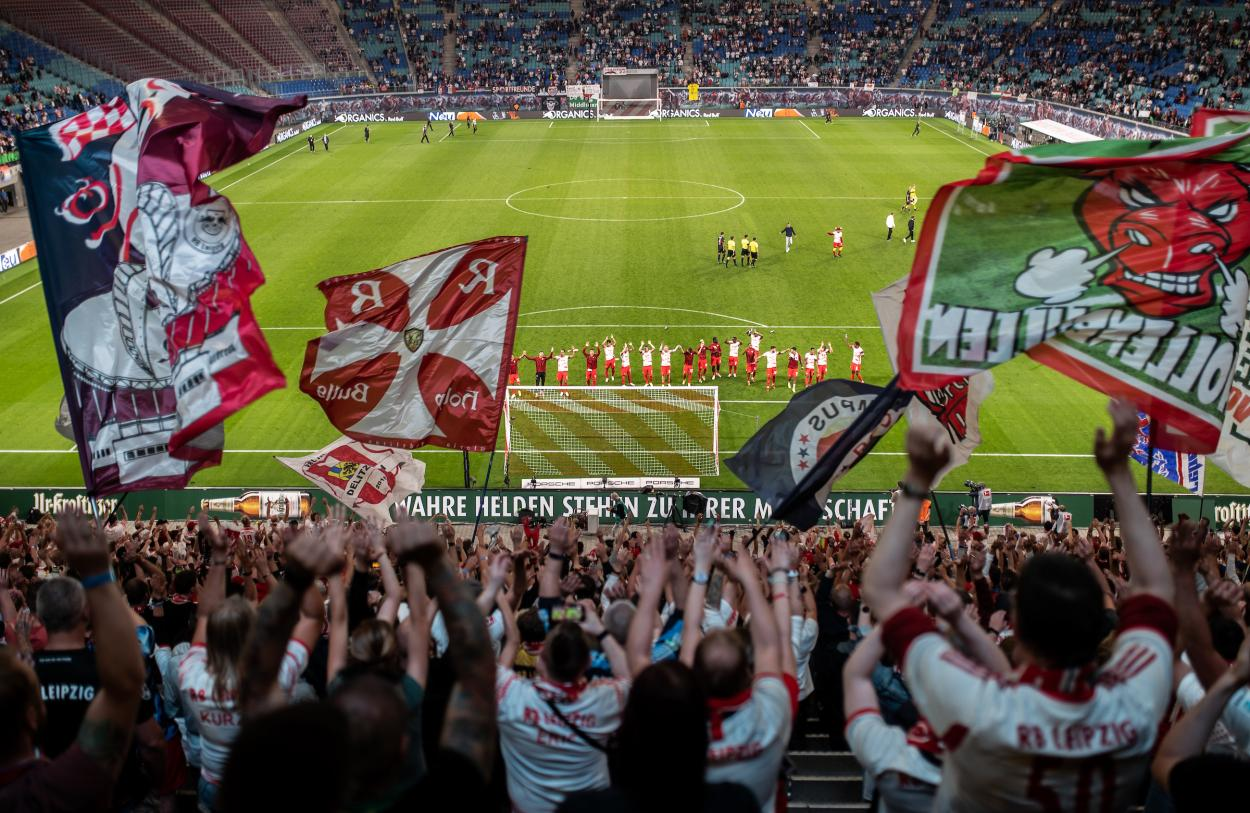 Twitter: RB Leipzig oficial