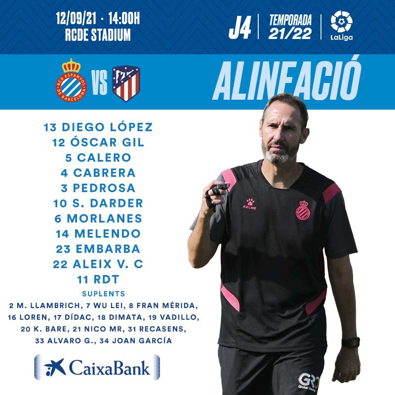 Twitter: RCD Espanyol oficial