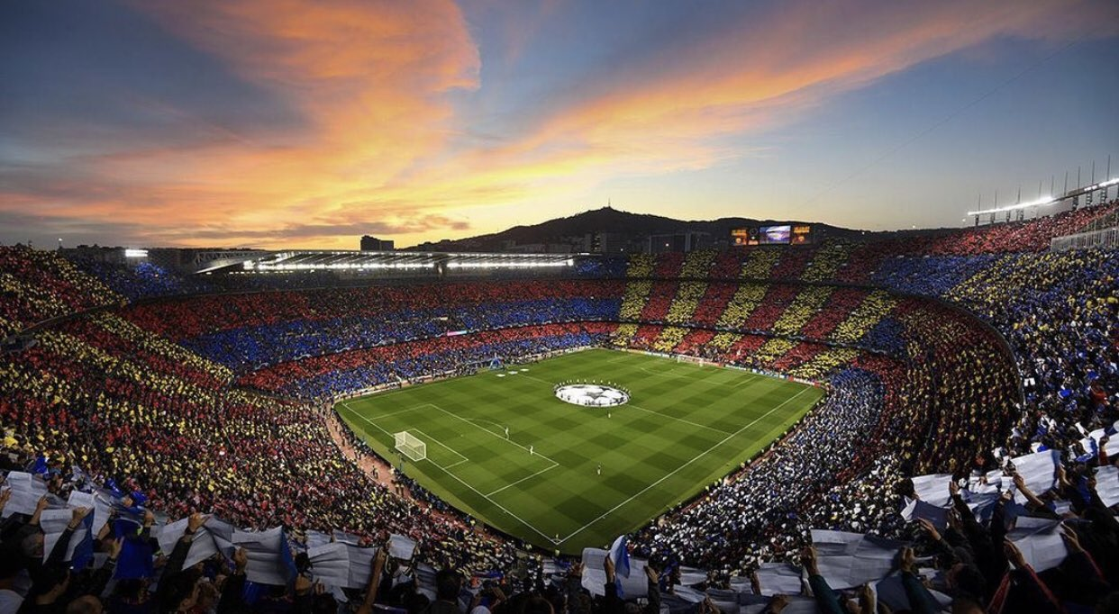 Twitter: FC Barcelona oficial