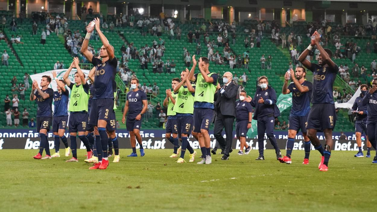 Twitter: FC Porto oficial