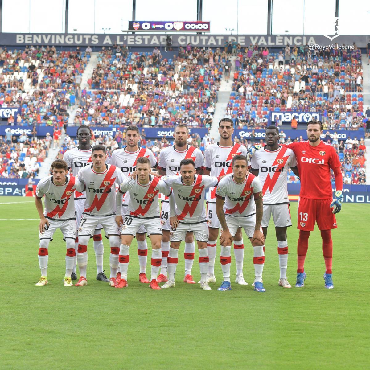 Twitter: Rayo Vallecano oficial