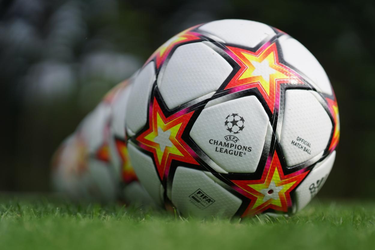 Twitter: UEFA Champions League oficial