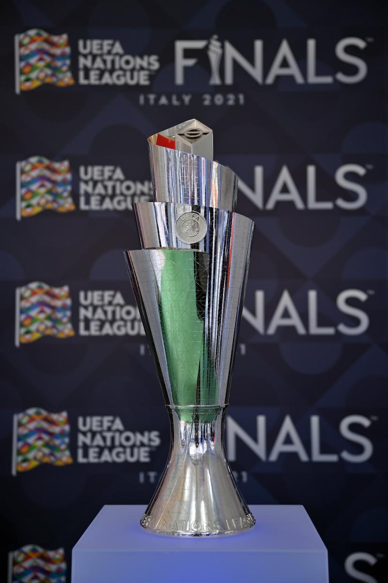 UEFA Nations League oficial
