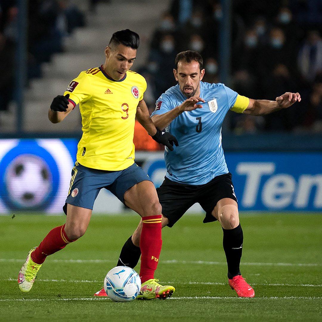 Twitter: Selección colombiana oficial