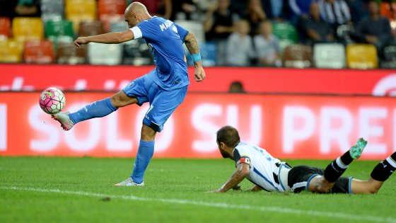Maccarone (Udinese-Empoli 1-2)