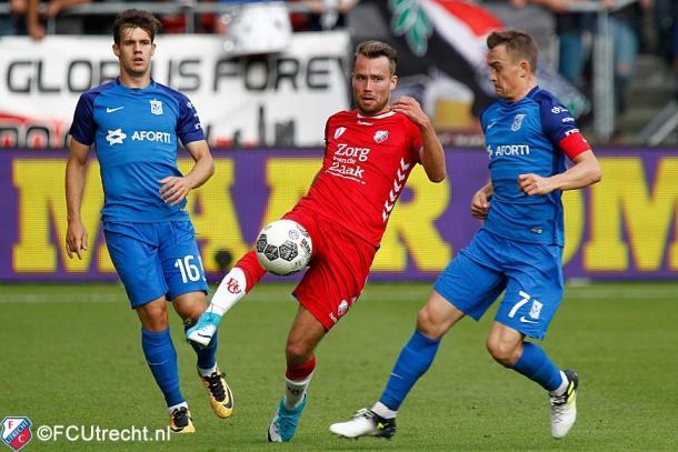 Willem Janssen (Foto: FC Utrecht)