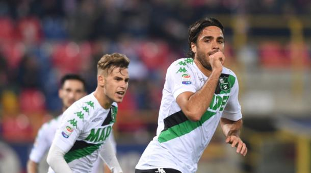 Alessandro Matri, in gol a Bologna. Fonte foto: tuttosport.it