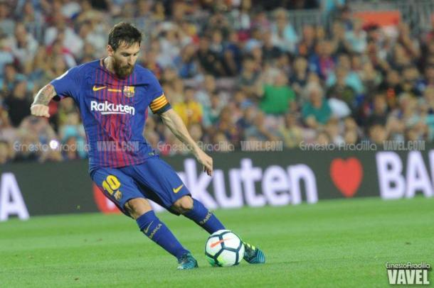 Messi se quedó sin su ansiado gol | Ernesto Aradilla - VAVEL
