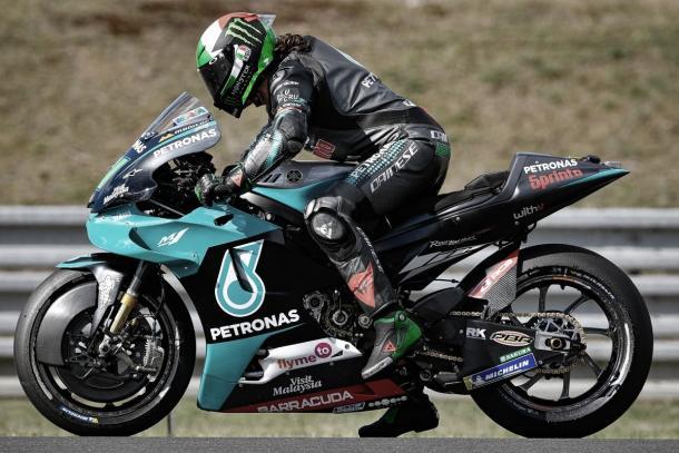 Franco Morbidelli / Fuente: MotoGP