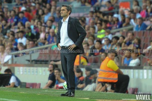 Ernesto Valverde le ganó la partida a Setién | Ernesto Aradilla - VAVEL