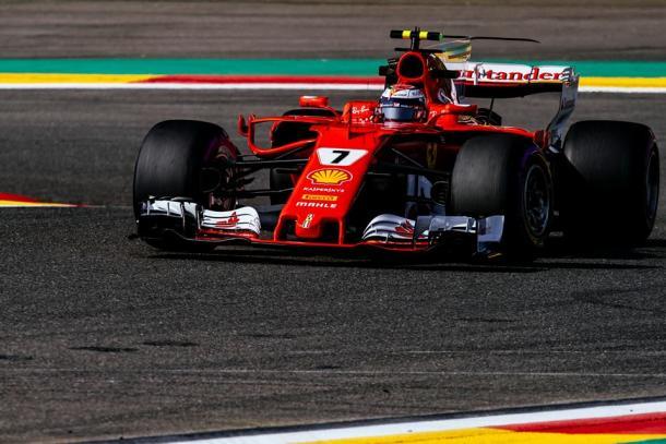 Fonte: Scuderia Ferrari
