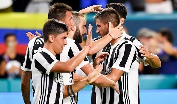 Uno scatto dall'estate bianconera, più precisamente dalla vittoria per 3-2 sul PSG in amichevole. | leonardo.it