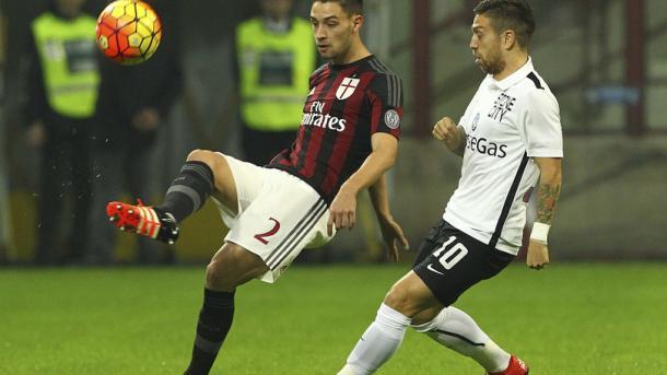 Milan Atalanta 0-0. corrieredellosport.it