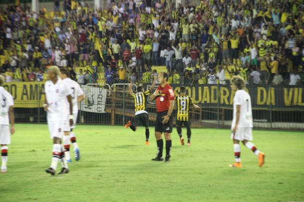 Tricolor de Aço aposta na força da torcida para conquista inédita | Foto: Dalila Almeida/Volta Redonda