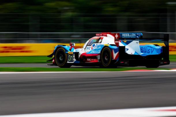 Rebellion Racing conquista primeira vitória na classe LMP2. (Foto: FIAWEC)
