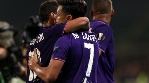 Fiorentina-Qarabag 5-1 | Foto: corrieredellosport.it