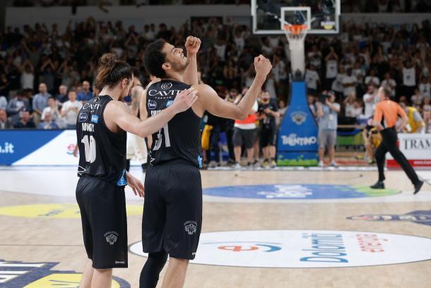 Shields Shavon Dolomiti Energia Aquila Basket Trento - Umana Reyer Venezia Legabasket Serie A 2017/18 Semifinali, Gara 04 Trento, 31/05/2018 Foto MarcoBrondi / Ciamillo-Castoria