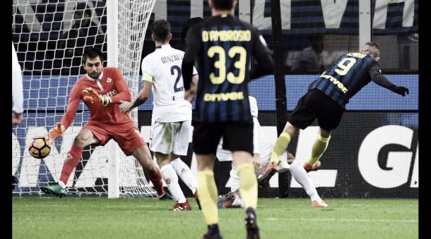 Icardi, match winner della gara | Corrieredellosport