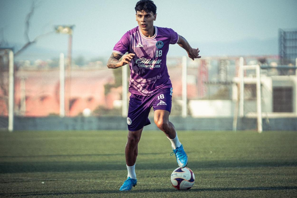 Richard Ríos. Foto: Mazatlán FC