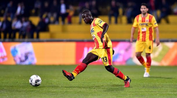 Raman Chibsah, trascinatore ed insolito goleador del suo Benevento | Source photo: corrieredellosport.it