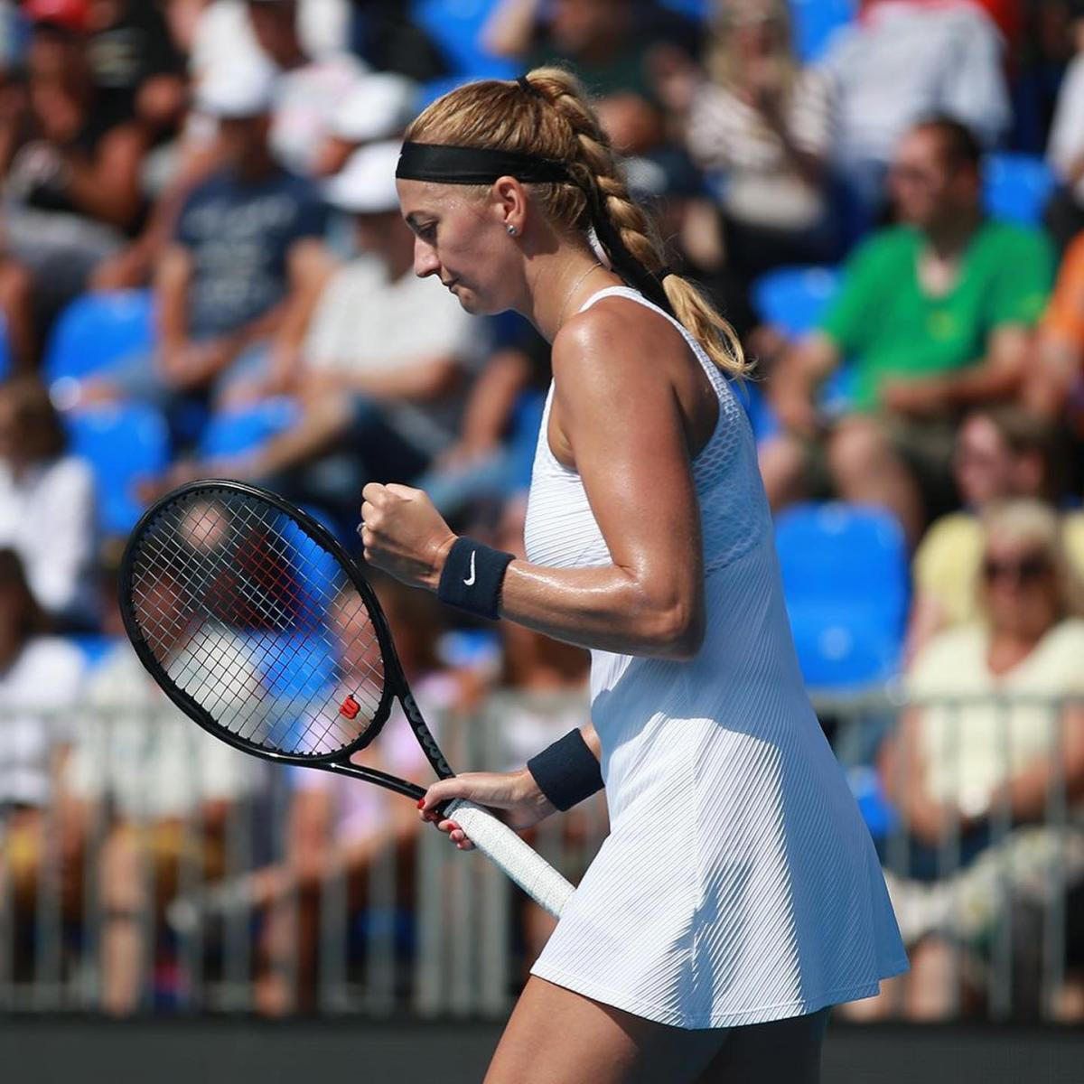 Kvitova now looks ahead to the nearing Tokyo Olympics which is set to be her third appearance at the Olympics in her career. Photo: