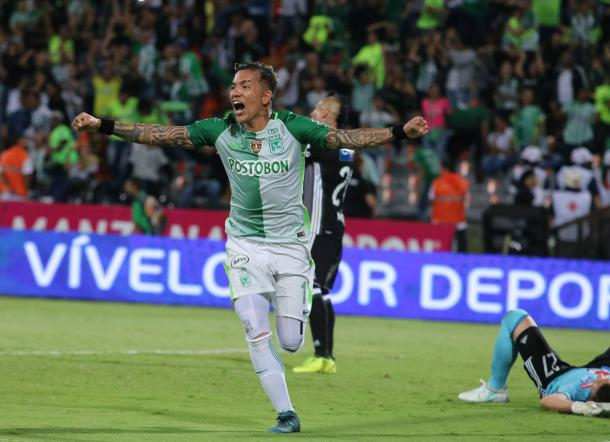 Foto: Club Atlético Nacional Oficial