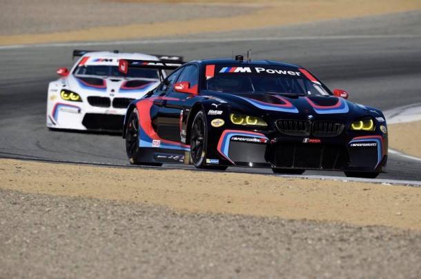 BMW vence na classe GTLM. (Foto: Divulgação)