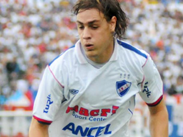 Coates no Nacional. Foto: www.taringa.net/