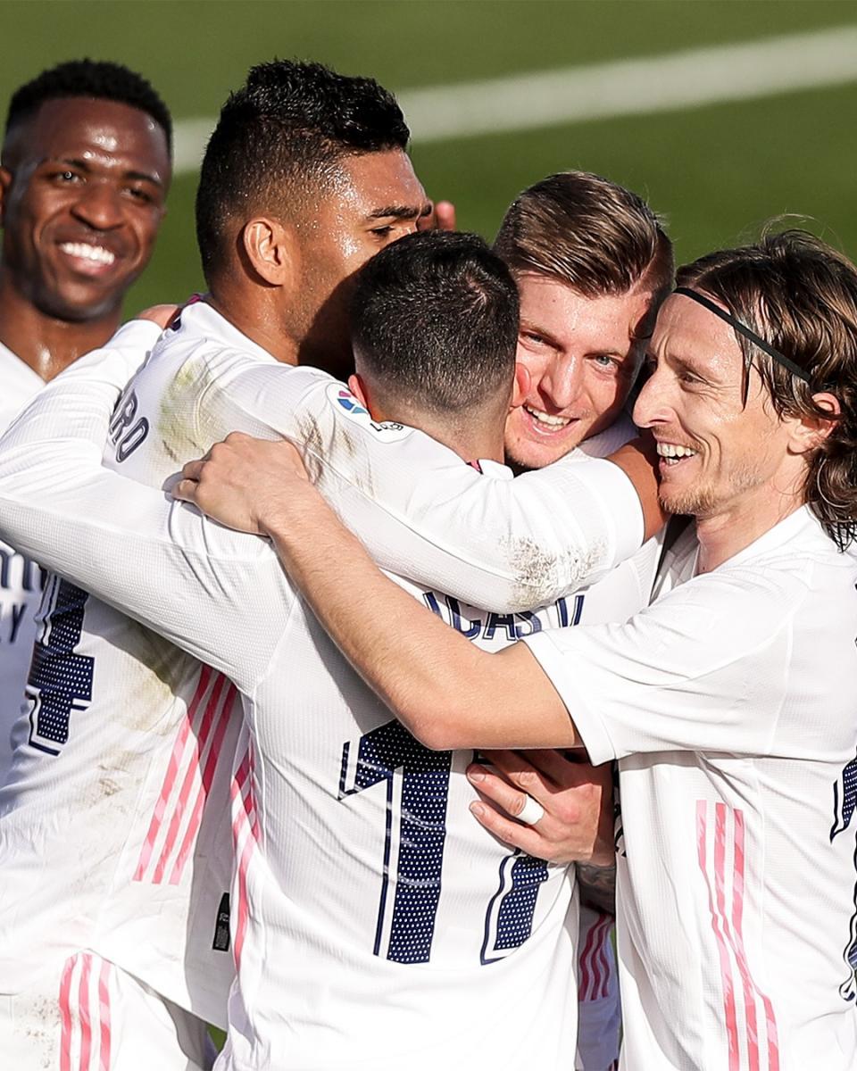 (Photo: Real Madrid)