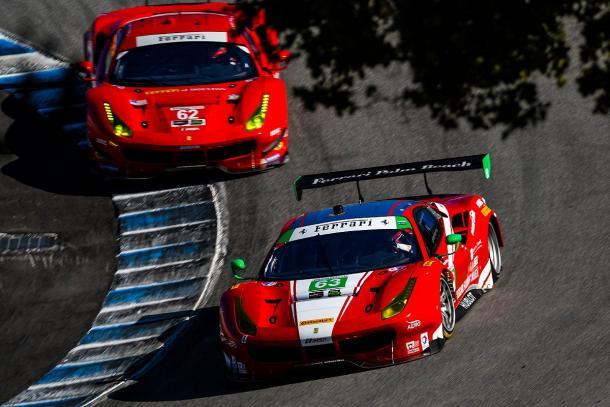 Scuderia Corsa vence na classe GTD. (Foto: Divulgação)