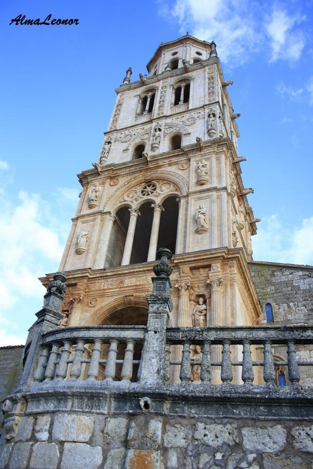 Torre de Iglesia de la Ascensión de Nuestra Señora (imagen propia)
