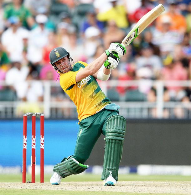 De Villers shone during the previous T20 series, can he be the difference again? | Photo: getty
