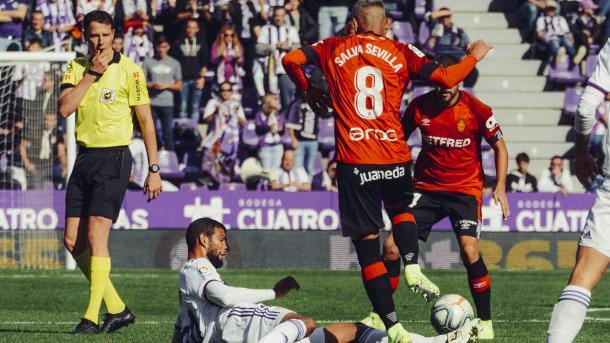 Medié Jiménez | Real Valladolid