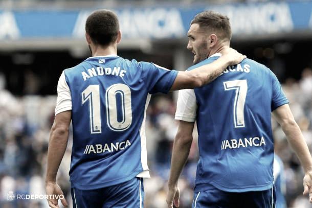 Andone es el máximo artillero del Deportivo |Foto: RC Deportivo