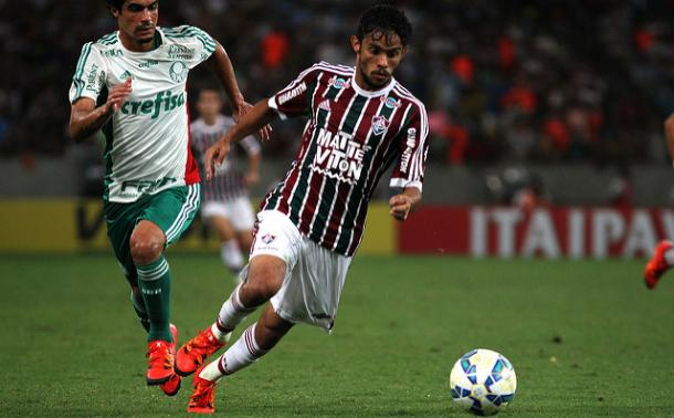 Foto: Nelson Perez/Fluminense