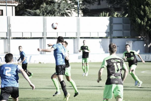 El Peña Sport está obligado a empezar a puntuar desde ya / Foto: Peña Sport F.C.
