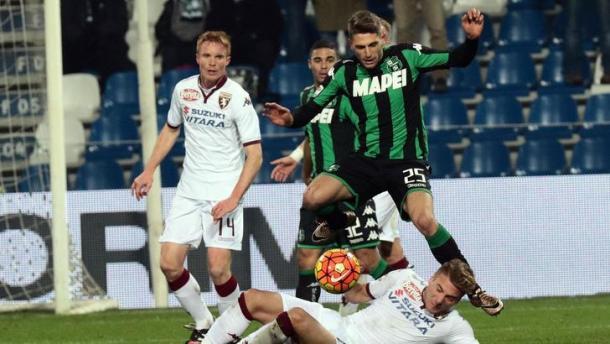 Sassuolo Torino 1-1, Gazzetta.it