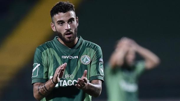 At Avellino last term, Insigne popped up with a goal on five occasions | Photo: corrieredellosport.it