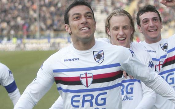 Quagliarella is back in Genoa | Source: goal.com
