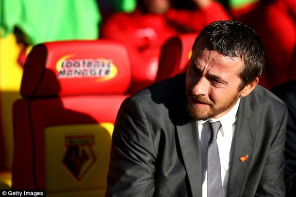 Jokanovic en su etapa como técnico del Watford. Foto: Getty Images